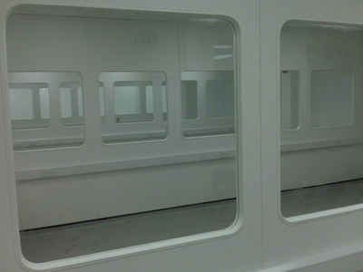 Cleanroom & Lab Partitioning