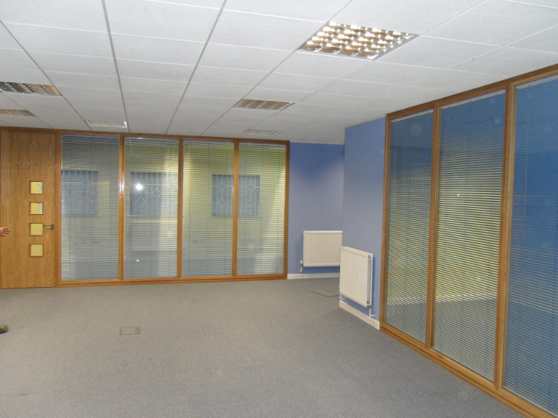Office partitioning in Alnwick Northumberland