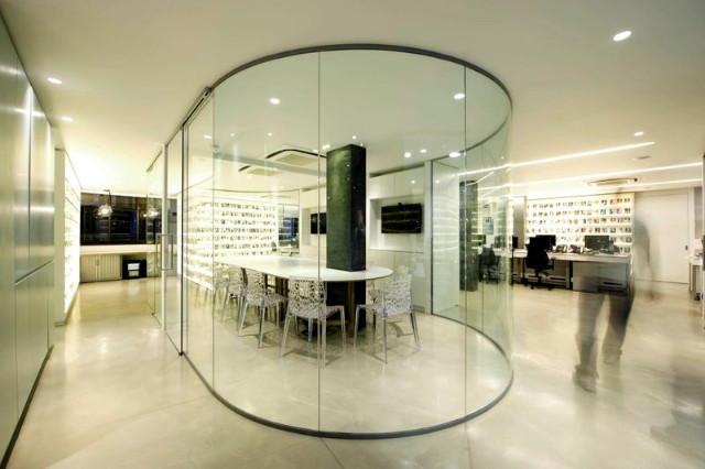 Office Partitioning in Kensington, London