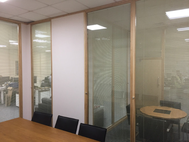 Office Partitioning in Stowmarket, Suffolk