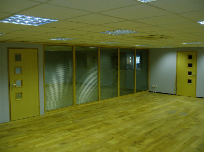 Office Partitioning in Sudbury, Suffolk