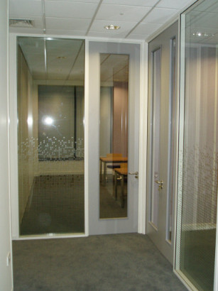 Office Partitioning in Welling Garden City, Hertfordshire