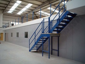 Warehouse & Commercial Partitioning in London
