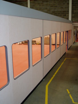 Warehouse & Commercial Partitioning in Northampton