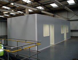 Warehouse & Commercial Partitioning in Great Yarmouth, Norfolk
