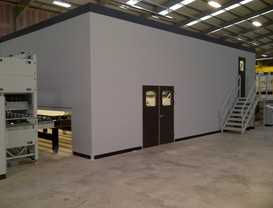 Warehouse & Commercial Partitioning in St Helens, Merseyside