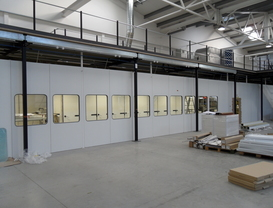 Warehouse & Commercial Partitioning in Cardiff