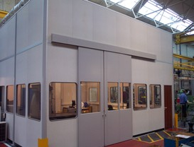 Warehouse & Commercial Partitioning in Lincoln