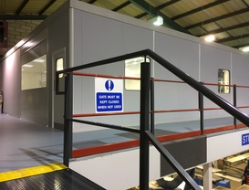 Warehouse & Commercial Partitioning in Braintree, Essex
