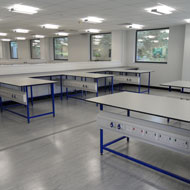 Laboratory Furniture from Docklands Systems