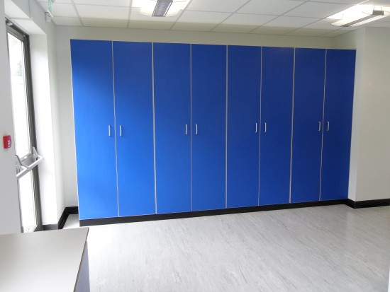 Cleanroom and Lab Cupboards