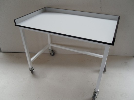 Cleanroom and Lab Trolley
