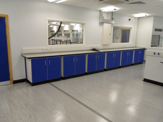 Cleanroom and Lab Units