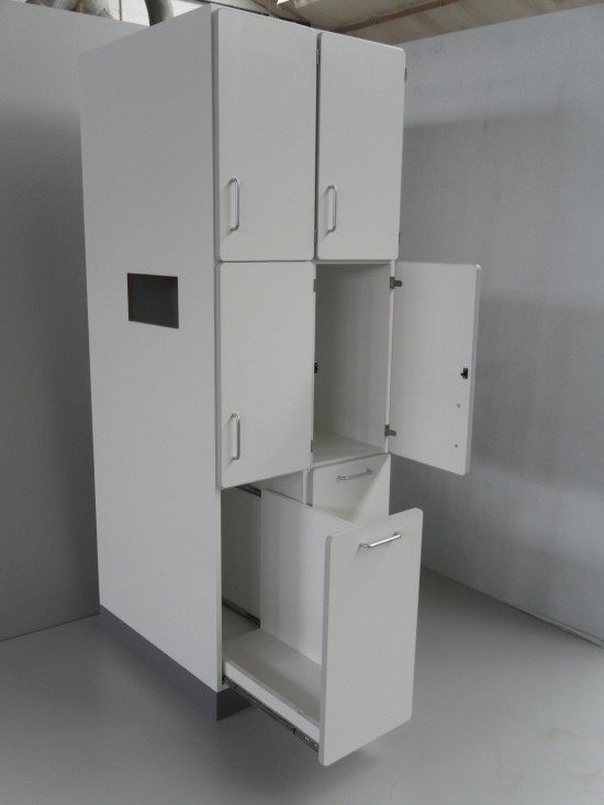 Cleanroom and Lab Storage