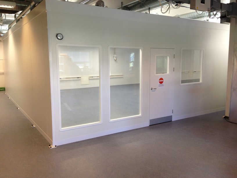 Cleanroom & Laboratory Partitioning