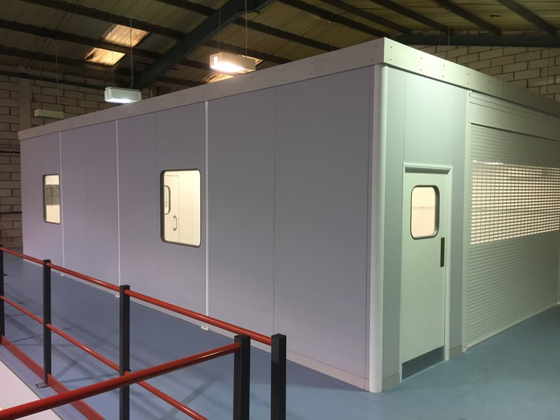 Warehouse & Commercial Partitioning