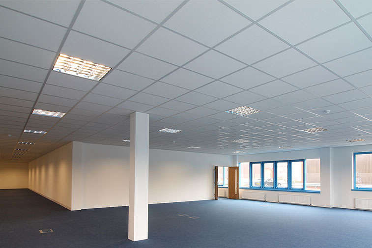 Suspended Ceilings Docklands Systems Ltd
