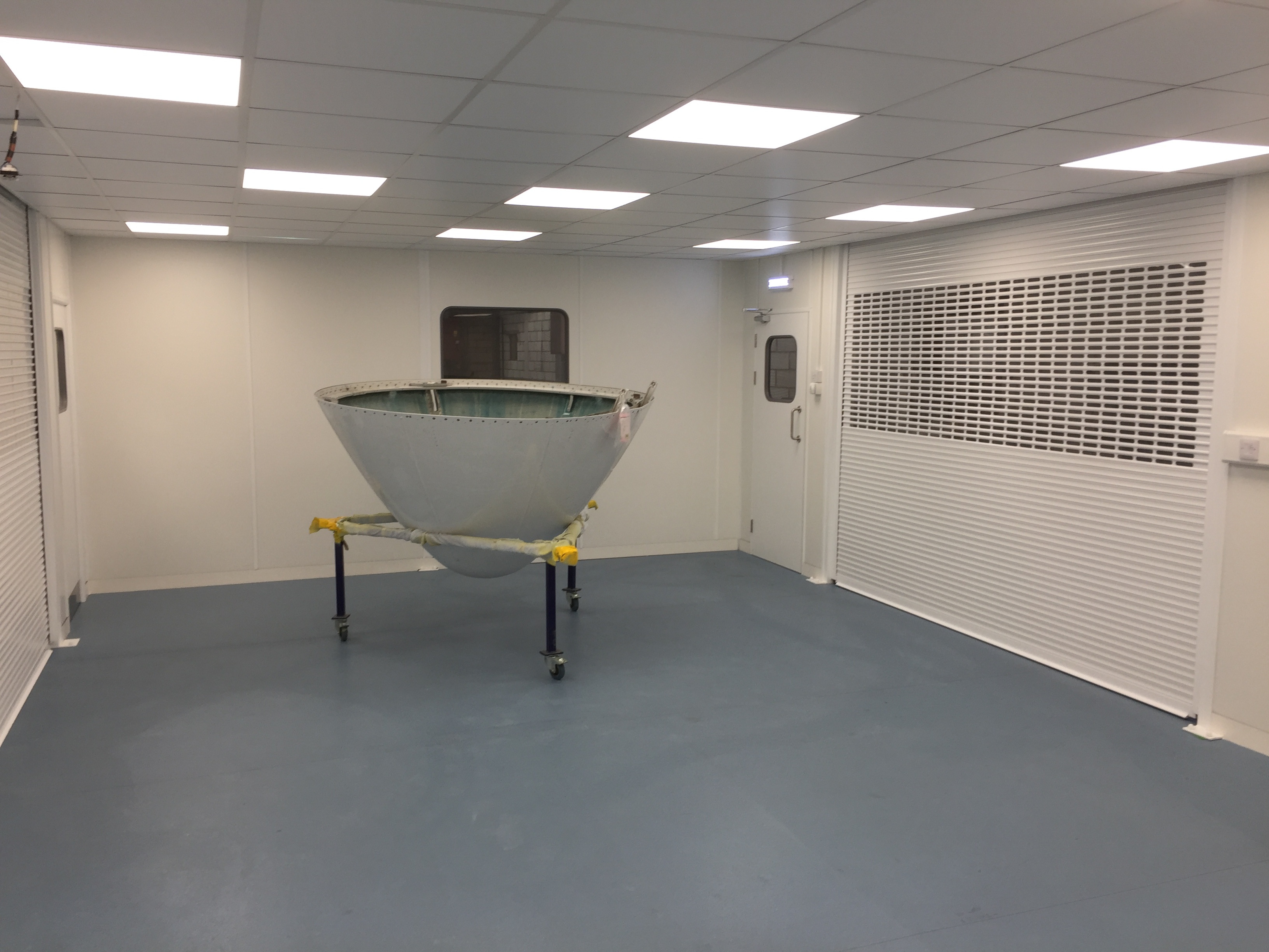 ceilings suspended vibratec engelska